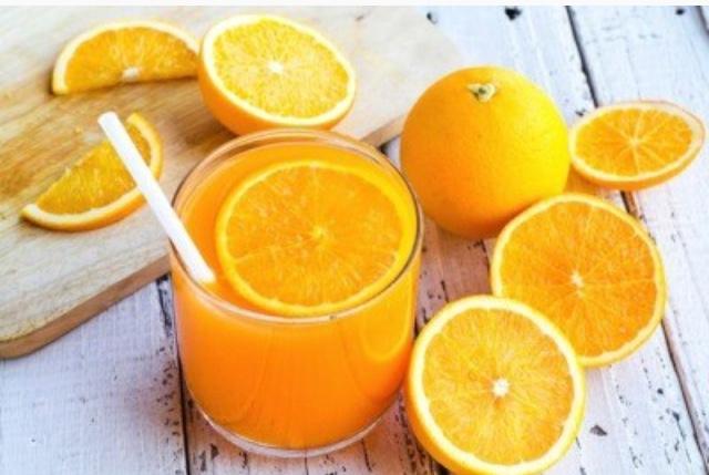 オレンジジュースが最凶になってしまう時(°o°:)